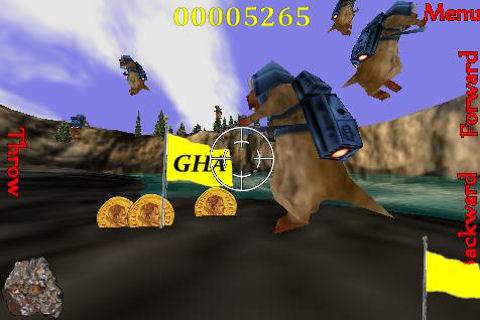 Screenshot Groundhog Assault 3D