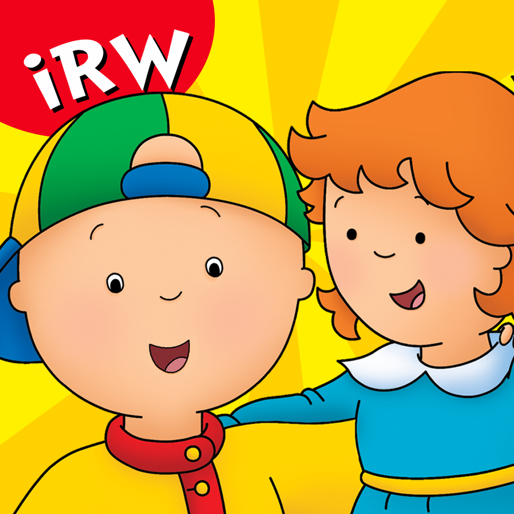 mzl.pmtijnmk iRead With: Caillou: What's That Funny Noise? by Tribal Nova  Review
